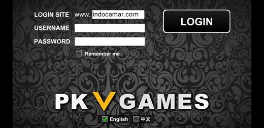 cara login pkv games