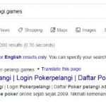 Link Alternatif Pokerpelangi Anti Internet Positif Terbaru